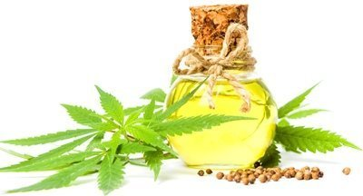 CBD Oil from The Natural CBD Shop