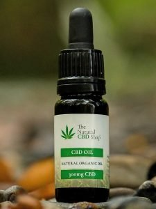 CBD Oil 300mg from The Natural CBD Shop